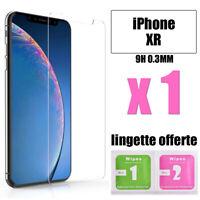 Verre trempé VITRE PROTECTION film protecteur IPHONE XS/MAX/X/XR/8/7/6/P/5S/SE