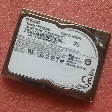 "NEW Dell YM012 HS122JC 1,8"" ZIF 120GB 5400 100 MB/s Samsung Laptop Festplatten"