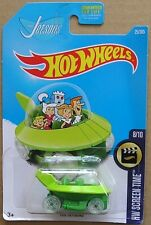 Hot Wheels 2017 25 of 365 The Jetsons Car Hotwheels HW Screen Time - Carded