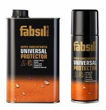 More details for fabsil & gold 1l 2.5l 5l litre grangers g wax canvas tent waterproofing proofer