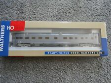 WALTHERS PULLMAN LOUNGE OBSERVATION HO GAUGE UNDECORATED NIB