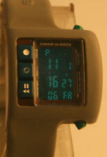 RARE SEIKO CABANE de ZUCCA W621-4000 DIGITAL WATCH ORIGINAL GOOD CONDITION