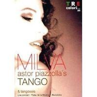 "MILVA ""TANGO"" DVD POP NEU"