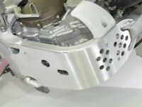 Works Connection MX Skid Plate For Kawasaki KX 450 F 06-08 10-295
