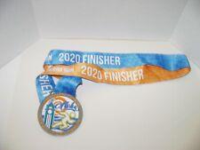 2020 Great Aloha Run Finisher Medal