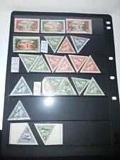 Latvia Lettland stamps aviation including Afrika some MNH lot