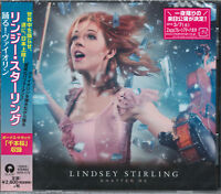 LINDSEY STIRLING-SHATTER ME-JAPAN CD BONUS TRACK G35