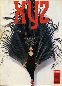 xyz Design & Technology Magazine April 1993