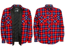 Arbeitshemd Thermohemd Winterhemd Flanellhemd Holzfällerhemd gefüttert (KFWIN)