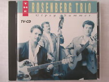 The Rosenberg Trio - Gipsy Summer - CD - Dino Music - TOP Zustand