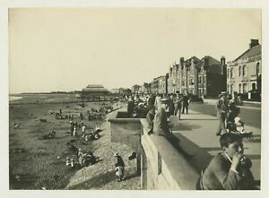 Burnham On Sea From East 1918 Photo By Frith