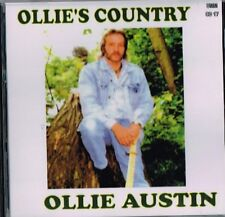 "OLLIE AUSTIN Brand New CD ""OLLIE'S COUNTRY"" 14 tracks Country Music"