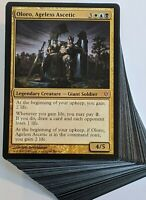 ***Custom Commander Deck*** Oloro Ageless Ascetic - Life Gain - EDH Magic Cards