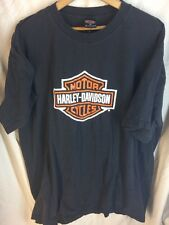 Harley Davidson size 2XL T- Shirt London England preowned