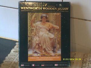 RARE WENTWORTH 250 PRE RAPHAELITE ' A REVERY ' ALBERT JOSEPH MOORE, 1841-1893