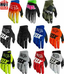 Fox Racing Dirtpaw Gloves MX Motocross Dirt Bike Off-Road ATV MTB Mens Gear UK
