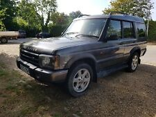 Land Rover Discovery 2 EFI 3.9 V8 Auto 4x4 leather 7 Seater 12 Months MOT