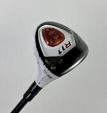 Used TaylorMade R11 Fairway 5 Wood 19* blur 70g X-Stiff Flex Graphite Golf Club