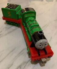 Thomas & Friends: Henry Engine & Tender Car Learning Curve 2002 Original