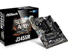 Placa base ASRock J3455m CPU Intel Quad Core