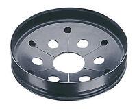 Danco  3-1//4 in 0 hp Black  Black  Garbage Disposal Strainer