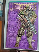 Operation: Knightstrike #1 FN 1995 Image Comic Liefeld Cover