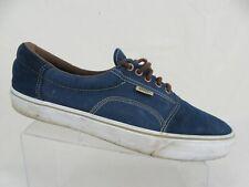 VANS PRO Era 59 Classic Low Blue Sz 13 Men Skateboarding Shoes