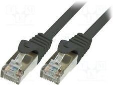Câblage noirs 10m