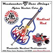 Ultimate WEEDWACKER Pro Bass Strings Nylon-kevlar Core -  Great for Rockabilly
