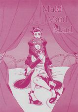 Tales of Symphonia YAOI Doujinshi Comic Lloyd x Kratos Maid Maid Maid Romantic