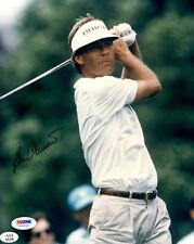 Ben Crenshaw Signed Golf 8x10 Photo PSA/DNA