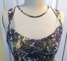 NWT LULULEMON Running in the City Tank Top Size 4