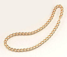 "Heavy Duty Gold Chain 24"" Long - Pimp Gangster Chav Fancy Dress"