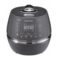 NEW AU 240V Cuckoo IH 10 Cup Pressure Cooker CRP-CHSS1009FN Rice stock DARK GREY