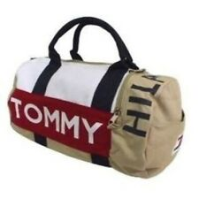 TOMMY HILFIGER SIGNATURE LARGE DUFFLE BAG NEW WITH TAG