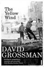 The Yellow Wind, Good Condition Book, Grossman, David, ISBN 9780099583691