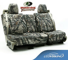 NEW Full Printed Mossy Oak Treestand Camo Camouflage Seat Covers / 5102031-28