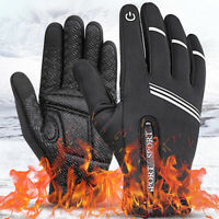 Touch Screen Windproof Ski Riding Gloves Winter Snowboard Snowmobile Motorcycle