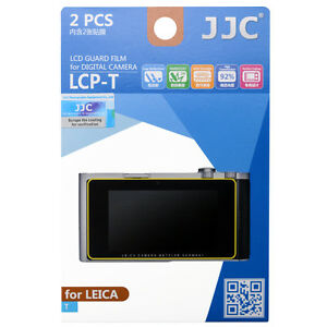 JJC LCP-T LCD Film Camera Screen Display Protector for LEICA T Series
