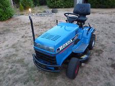 Honda Rasentraktor-Kommunaltraktor! Neuwertiger Zustand! Sehr robuste Maschine!