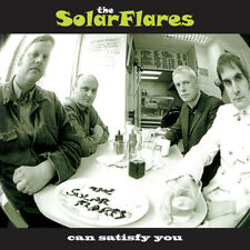 "The Solarflares - Can Satisfy You 12"" Vinyl LP *Graham Day/Prisoners etc* NEW"