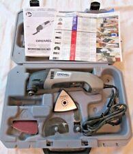 Dremel Multi-Max 6300 Oscillating Kit w/ Case & Accessories
