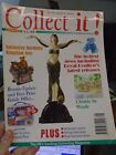 Collect It   UK Collectors Magazine Art Wade Fishing Prams Dolls House Gnomes