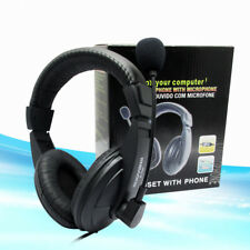 Suoyana S-750 Stereo Gaming Earphone Headband Headphone With Microphone For PC