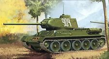"Academy 1:35 (13290): Panzer T-34/85 ""No 112 Factory Produktion"""