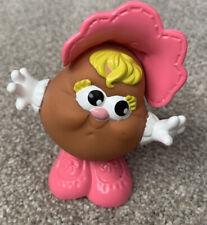 Vintage 1986 Playskool Potato Head Kids - Pink Hat & Shoes