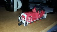 OO HO gauge FLEISCHMANN DB Red 3610726-3 DIESEL LOCOMOTIVE  DCC working lights