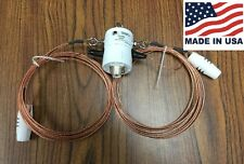 Ready to Hang 17 Meter Half Wave Dipole Antenna -  17HWD
