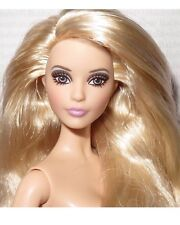 NUDE BARBIE Doll ~ ANDY WARHOL ARTICULATED PIVOTAL KARL MODEL MUSE DOLL - OOAK