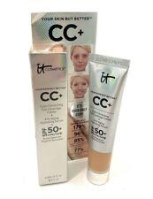 It Cosmetics CC+ Color Correcting Cream Anti-Aging Hydrating SPF50 -MEDIUM-